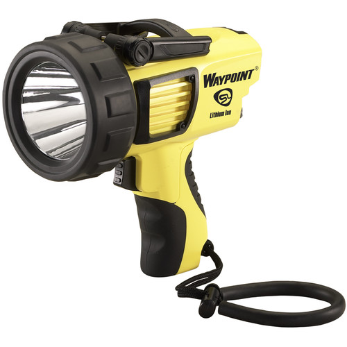Streamlight Waypoint Rechargeable Pistol-Grip Spotlight (Yellow)