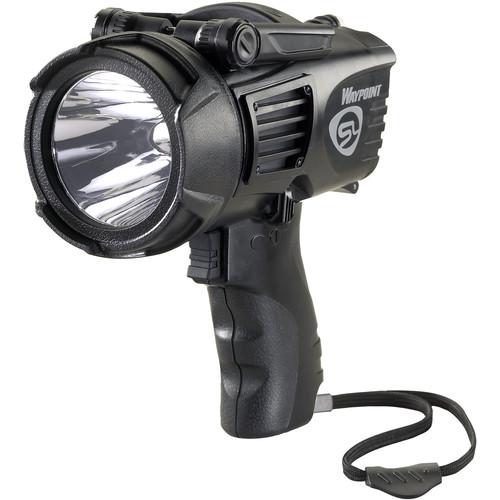 Streamlight Waypoint Rechargeable Pistol-Grip Spotlight (Black)