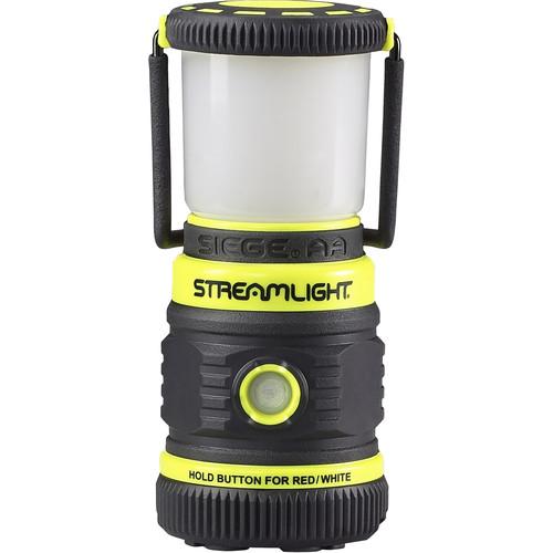 Streamlight Siege AA Lantern with Magnetic Base (Yellow-Black)