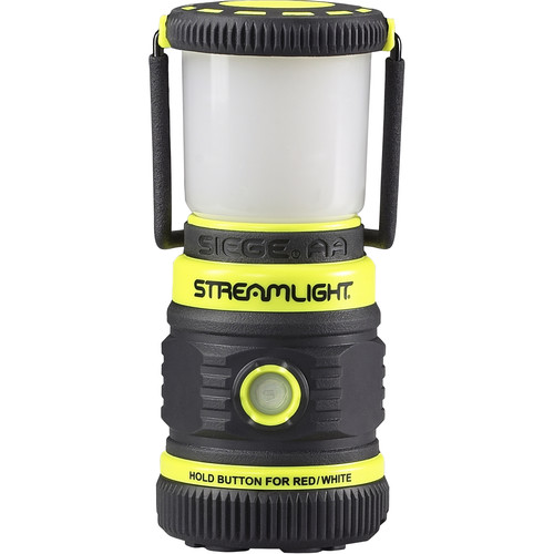 Streamlight Siege AA Lantern with Magnetic Base (Yellow-Black)
