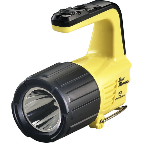 Streamlight Dualie Waypoint High-Performance Spot/Flood Area Light (Boxed, Yellow)