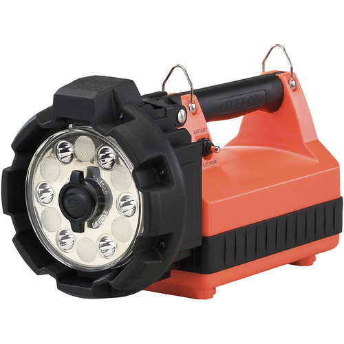 Streamlight E-Flood LiteBox HL Lantern (without Charger, Orange)