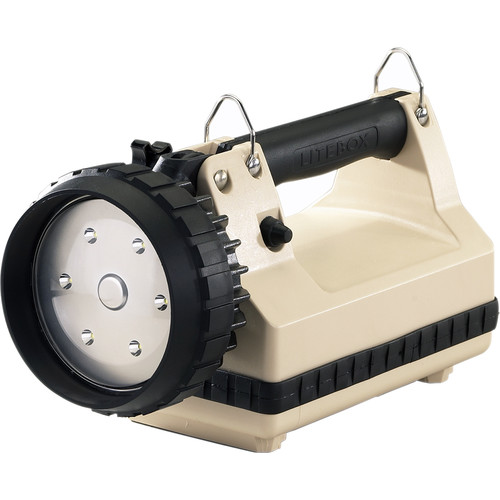 Streamlight E-Flood LiteBox Rechargeable Lantern (without Charger, Beige)