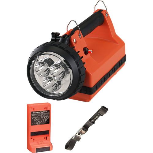 Streamlight E-Spot FireBox Lantern Standard System (120V, Orange)