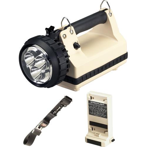 Streamlight E-Spot LiteBox Lantern Power Failure System (120V, Beige)