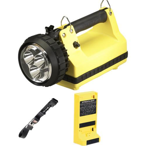 Streamlight E-Spot LiteBox Lantern Standard System (120V, Yellow)