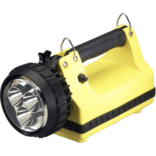 Streamlight E-Spot LiteBox Rechargeable Lantern (without Charger, Yellow)