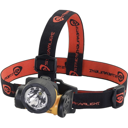 Streamlight Trident Haz-Lo LED Headlamp (Yellow, Clamshell Packaging)