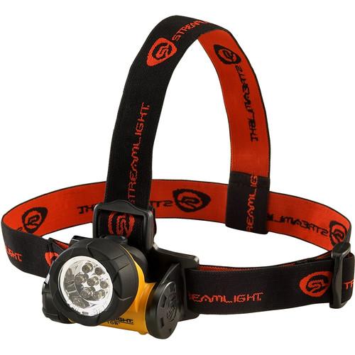 Streamlight Septor LED Headlamp (Yellow)