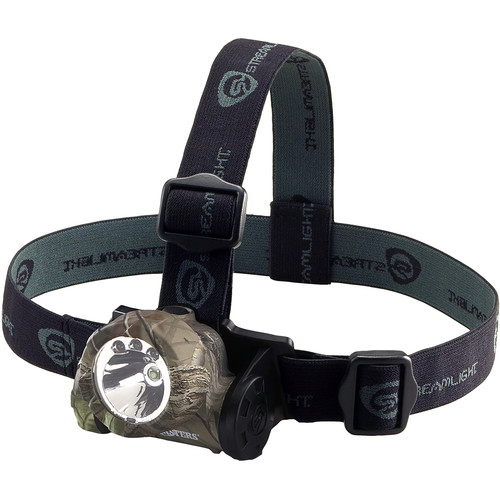 Streamlight Buckmasters Trident LED Hunting Headlamp (Camo, Clamshell Packaging)