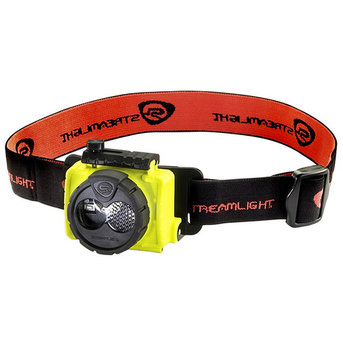 Streamlight Double Clutch USB LED Headlamp (Yellow)