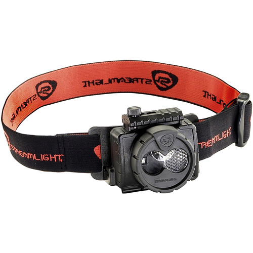 Streamlight Double Clutch USB Rechargeable Headlamp (Black)