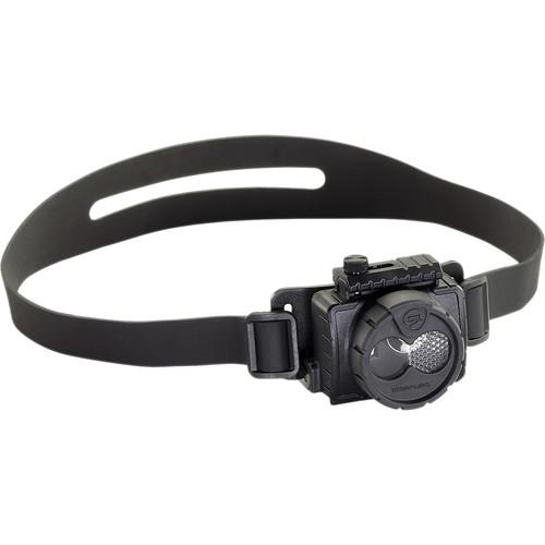 Streamlight Double Clutch USB Rechargeable Headlamp (Black)