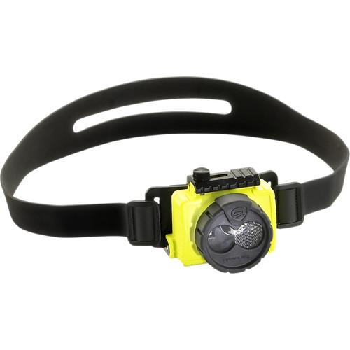 Streamlight Double Clutch USB Rechargeable Headlamp (Yellow)