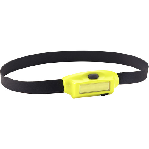 Streamlight Bandit Rechargeable LED Headlamp (Yellow, Clamshell Packaging)