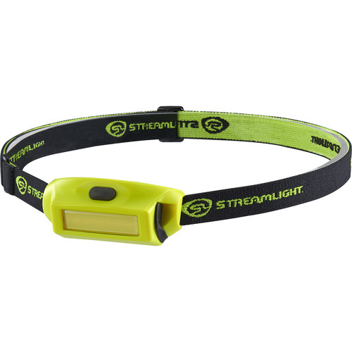 Streamlight Bandit Pro Rechargeable LED Headlamp (Yellow,Clamshell Packaging)