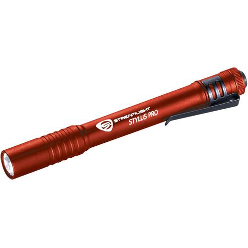 Streamlight Stylus Pro LED Pen Light (Red)