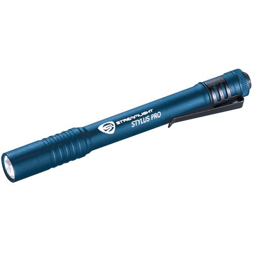 Streamlight Stylus Pro LED Penlight (Blue, Clamshell Packaging)