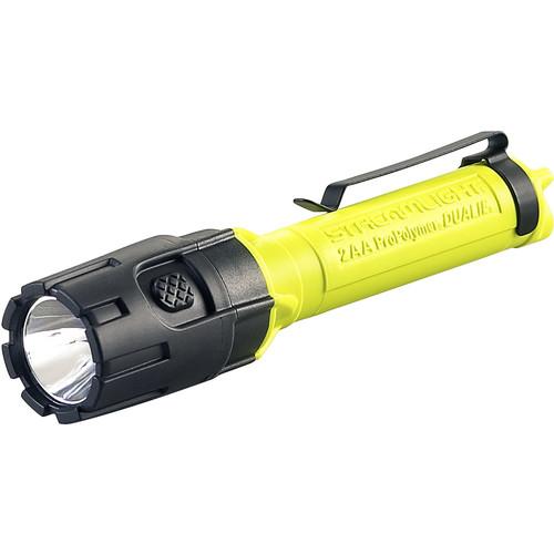 Streamlight Dualie 2AA Flashlight (Yellow)