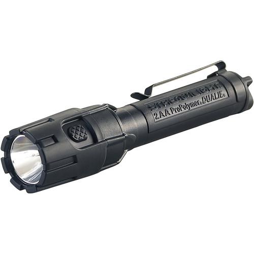 Streamlight Dualie 2AA Flashlight (Black)