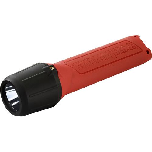 Streamlight 3AA ProPolymer Haz-Lo Flashlight (Orange,Clamshell Packaging)
