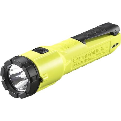 Streamlight Dualie 3AA Laser Flashlight (Yellow, Clamshell Packaging)