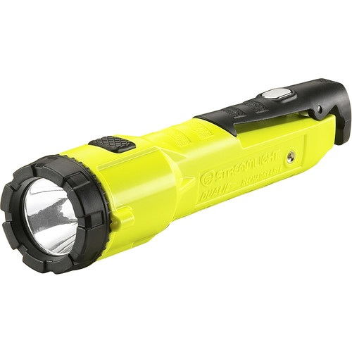 Streamlight Dualie Magnet Rechargeable Flashlight (Yellow)