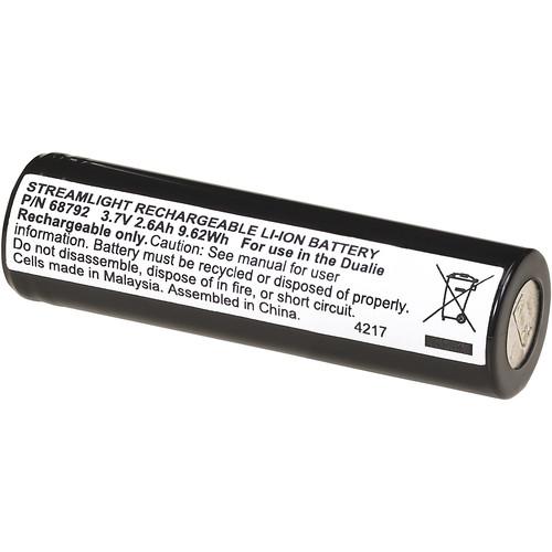 Streamlight Li-Ion Battery for Dualie Rechargeable Flashlight