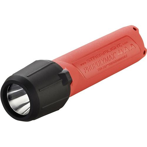 Streamlight 4AA ProPolymax Flashlight (Orange)