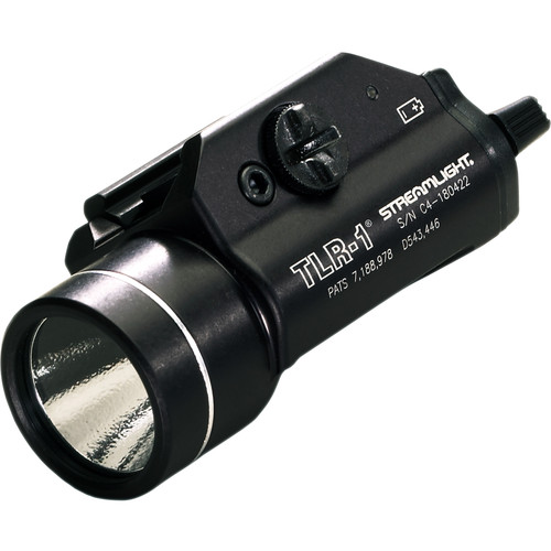 Streamlight TLR-1 LED Rail-Mounted Tactical Flashlight
