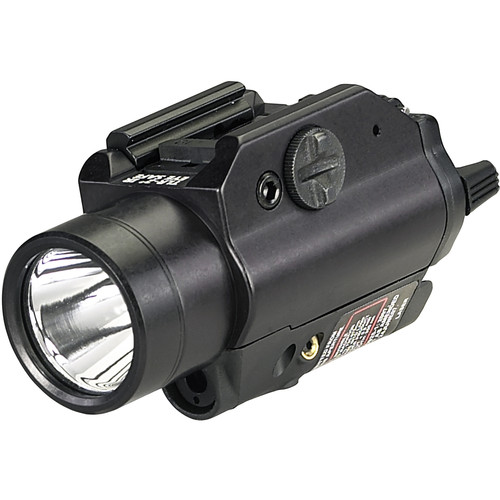 Streamlight TLR-2 IR Weapon-Mounted Tactical Light for Night Vision and Eye-Safe IF Laser (Box, Black)