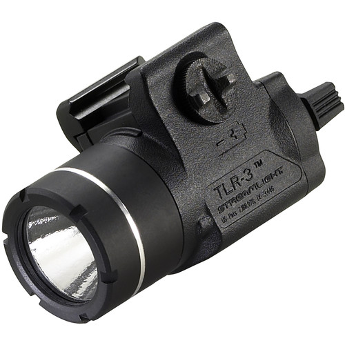 Streamlight TLR-3 Compact LED Weaponlight for Rail Mounted Compact H&K USP .45