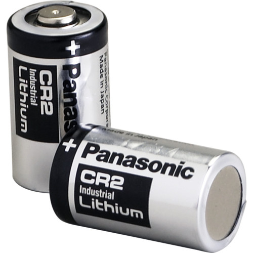 Streamlight CR2 Lithium Batteries (3V, 2-Pack)