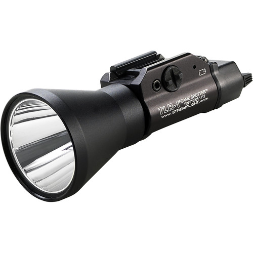 Streamlight TLR-1 Game Spotter STD Long-Range Rail-Mounted Game Tracking Light (Boxed, Black)