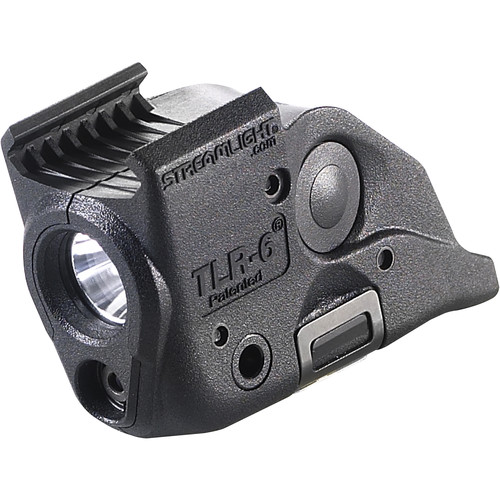 Streamlight TLR-6 Gun-Mounted Tactical Light with Red Laser for Smith & Wesson M&P Railed Handguns