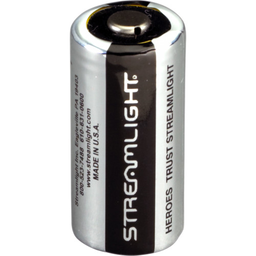 Streamlight CR123A Lithium Batteries (2-Pack)