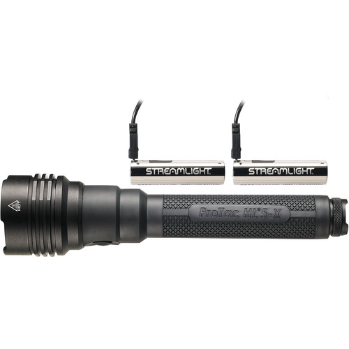 Streamlight ProTac HL 5-X USB LED Flashlight (Clamshell Packaging)