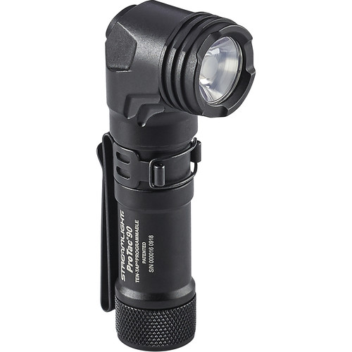 Streamlight ProTac 90 Right-Angle LED Flashlight (Clamshell Packaging)