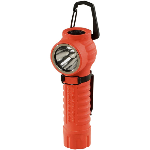 Streamlight PolyTac 90 (Orange, Clamshell Packaging)