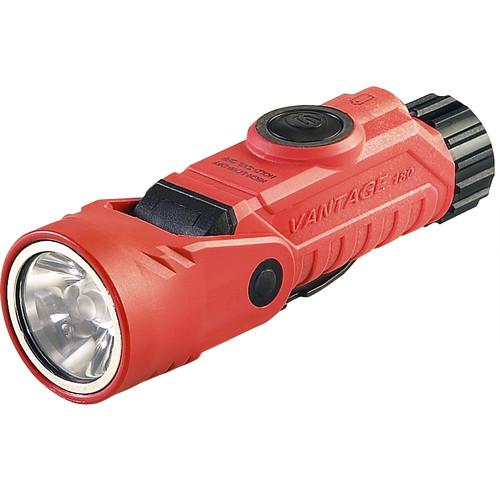 Streamlight Vantage 180 Multi-Purpose Light (Orange, Two CR123A Batteries)