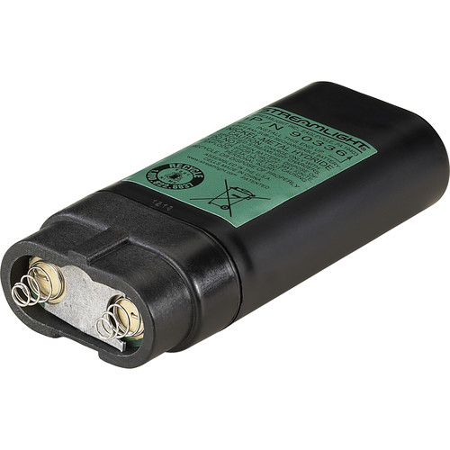 Streamlight NiMH Battery Pack for Survivor Low Profile and Knucklehead (Green Sleeve)