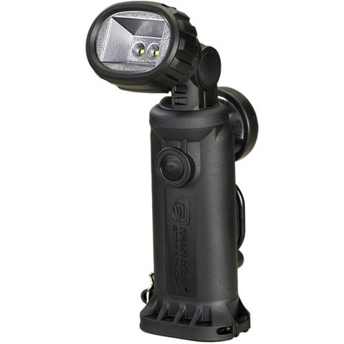 Streamlight Knucklehead Div. 2 Flood Worklight with AA Alkaline Batteries (Black,Clamshell Packaging)
