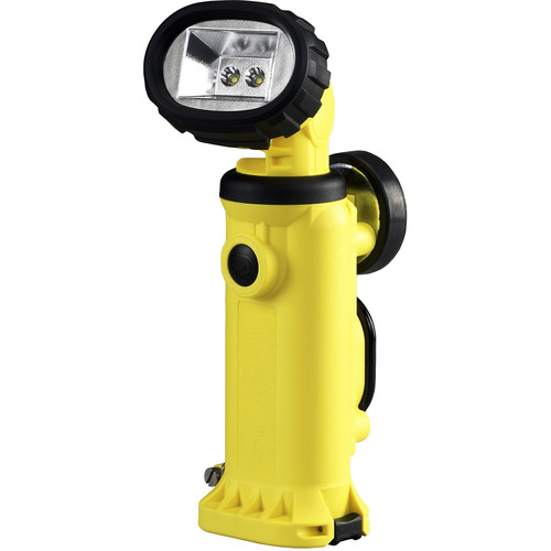 Streamlight Knucklehead Haz-Lo Flood Rechargeable Worklight with 120/100 VAC / 12 VDC Charger (Yellow )