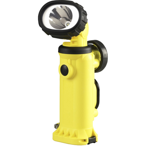 Streamlight Knucklehead Haz-Lo Spot Rechargeable Worklight with 120/100 VAC Charger (Yellow)