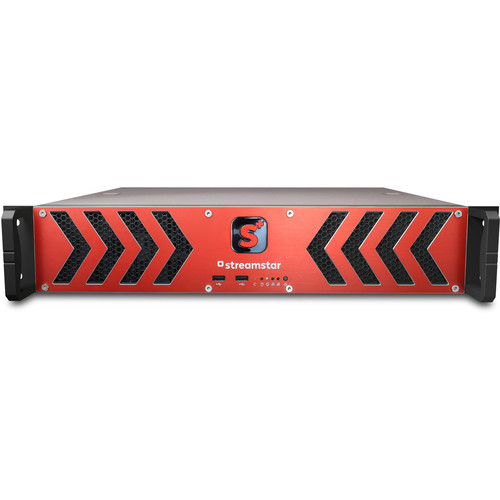 Streamstar SCOREPLUS SERVER 2 RU Professional Live Sports Graphics Server Solution