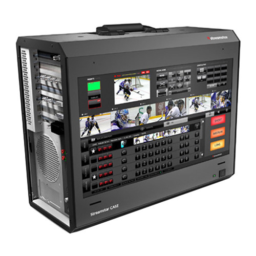 Streamstar CASE 710 Professional Multi-Camera Live Production & Streaming Studio