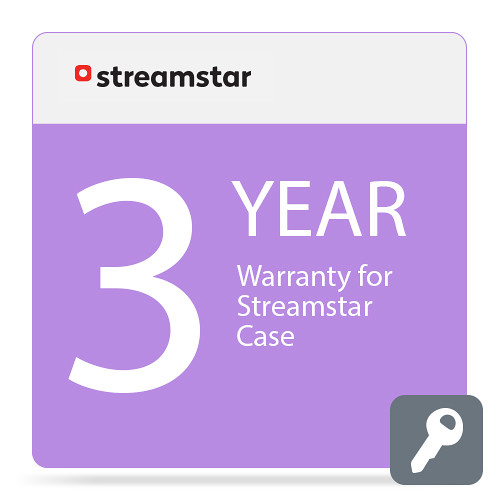 Streamstar 2-Year Extended Warranty for Streamstar CASE