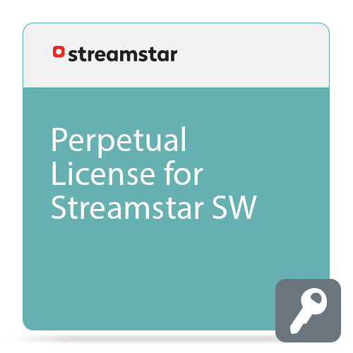 Streamstar Streamstar SW 3.0 (Perpetual, Download)