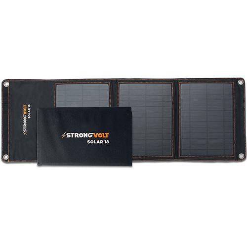 StrongVolt Solar 18 Watt Charger