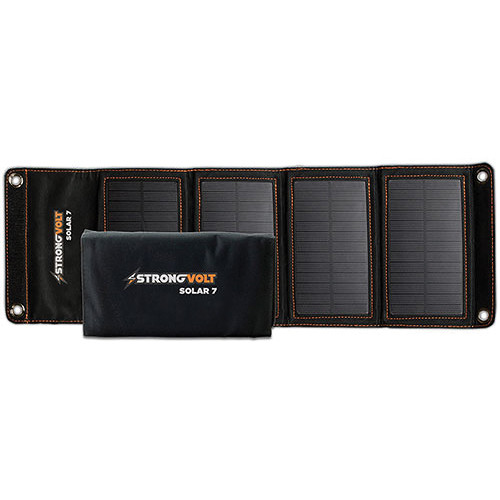 StrongVolt Solar 7 Watt Charger